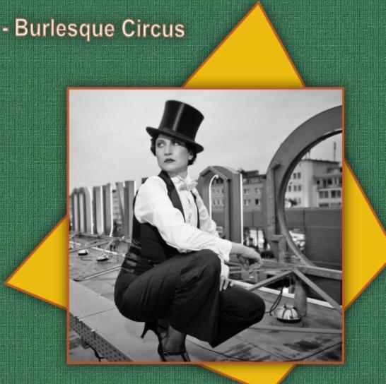 SALON PRIVE - Burlesque Circus